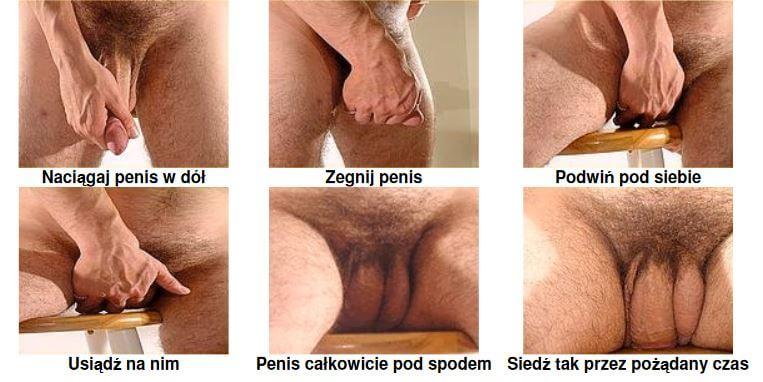 naturalne metody na powiększenie penisa