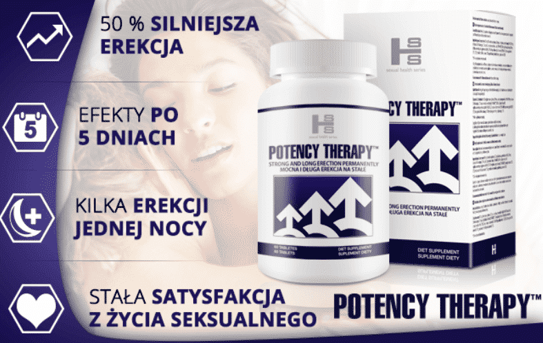 POTENCY THERAPY OPINIE