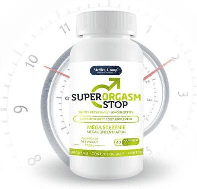 super orgasm stop tabletki
