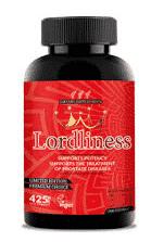 lordliness cena